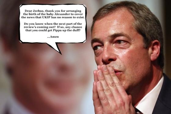 UKIP don't have a prayer
