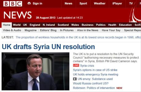 BBC News Left or Right