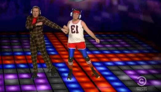 If Colbert & Cranston Dancing Doesn't Make You Smile Nothing Will!