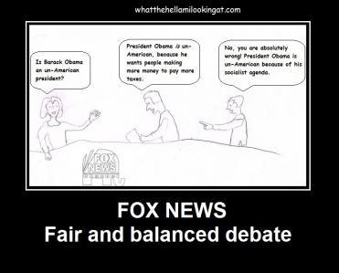 FoxNews Fair and Balanced