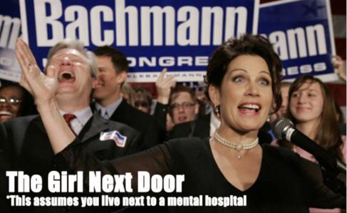 Bachmann Girl Next Door