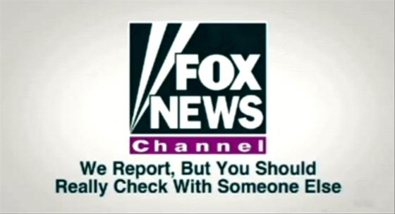 Fox News Check With Someone Else