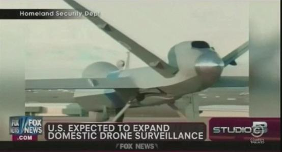 US expands drone domestic surveillance