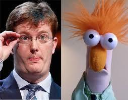 Danny Alexander Ginger Puppet