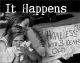 Homeless - It Happens