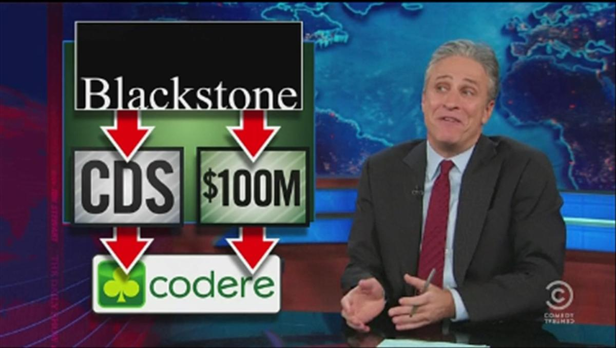 "The Blackstone and Codere scandal: ""just another day on Wall Street""  (video)"