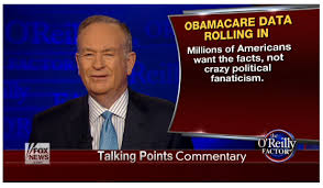 Fox News OReilly ObamaCare Facts