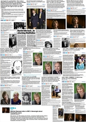 Just some of the Daily Mail Harman stories in the last week