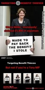 Maria Miller Benefit Thief Combi final