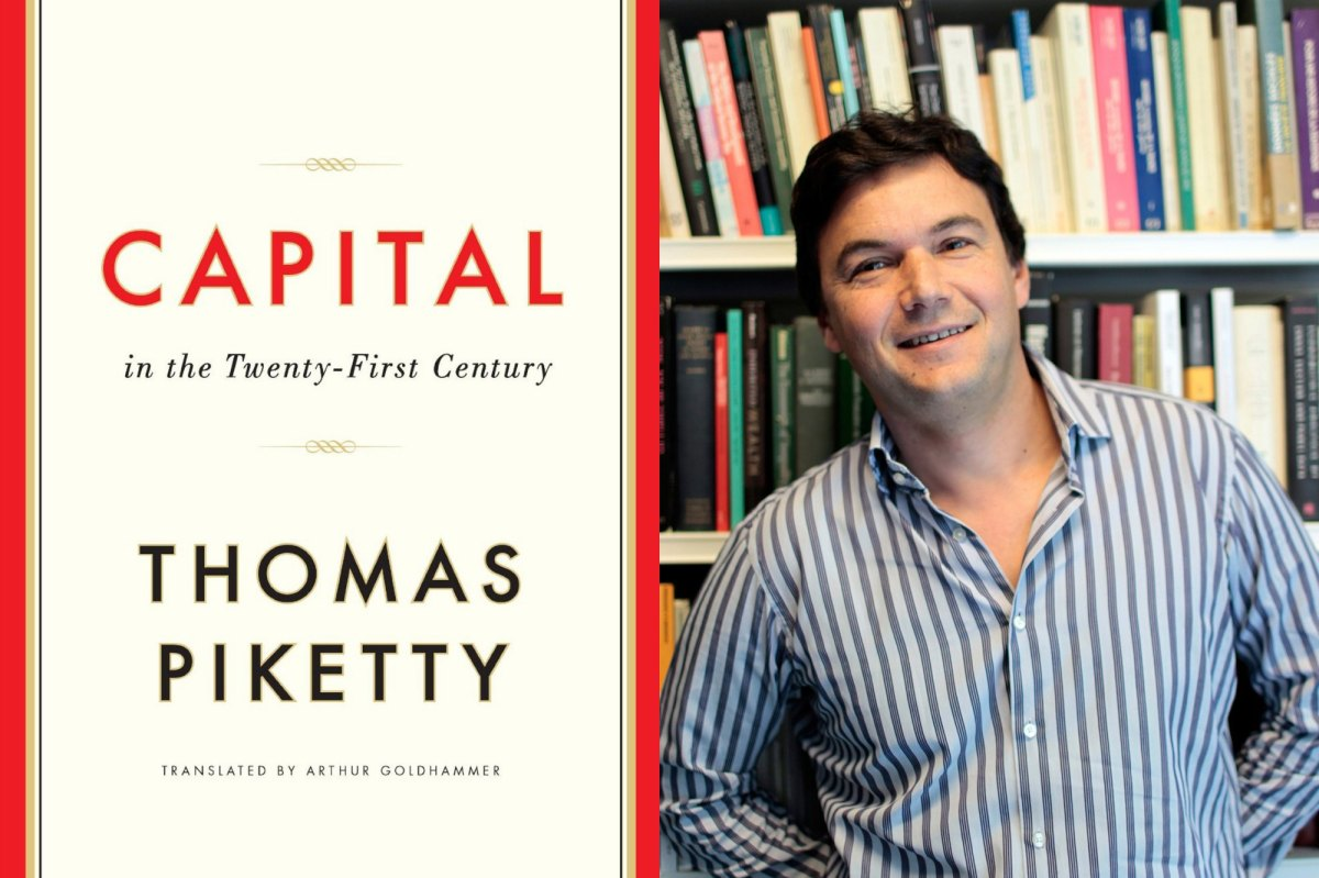 The FT's take-down of Thomas Piketty is no Thomas Herndon moment (video)