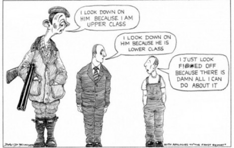 Social mobility?
