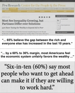 Pew Research wealth inequality 23 Jan 2014 combi
