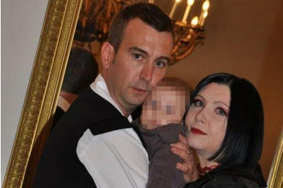 David Haines with his wife Dragana - image: heraldscotland.co.uk