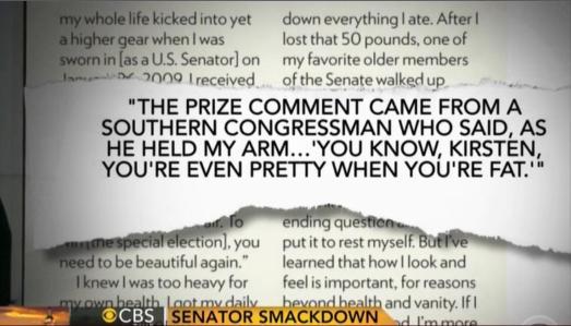 Senate sexism