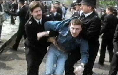 Tony Lecomber racist bomber BNP