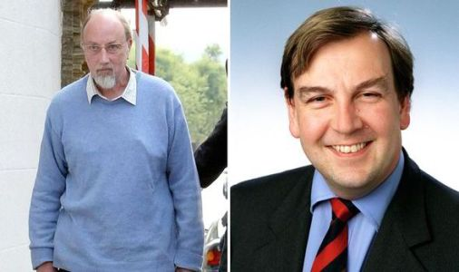 Napier (left) & his half-brother Tory MP John Whittingdale. The PIE network included extensive contacts in politics, the civil service and the judiciary