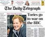 Telegraph Tories Go To War on the BBC