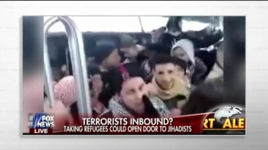 Terrorists inbound?...Er, no.