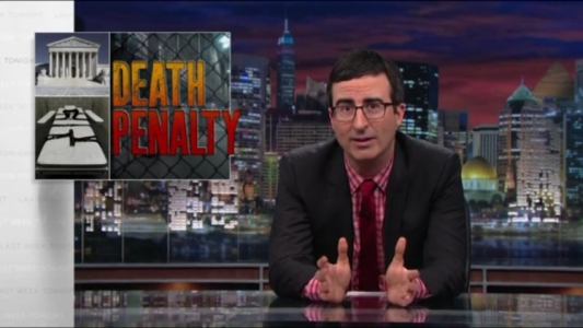 John Oliver death Penalty