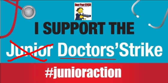 Burns i support doctors