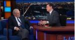 Colbert and rumsfeld