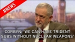 corbyn trident with no nukes
