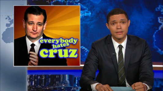 everbody hates cruz daily show