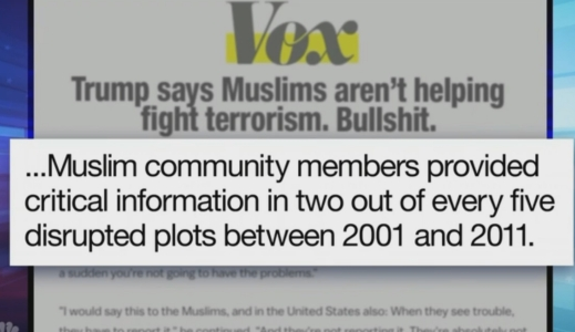 muslims help catch terrorists