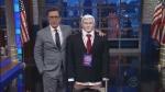 Colbert Pence dummy