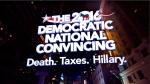 Death taxes Hillary