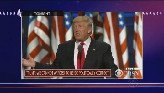 Trump politically correct