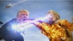 Trump zilla clinton