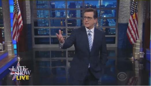 Colbert DNC day 4