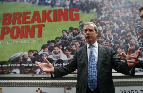 Farage Breaking point ukip