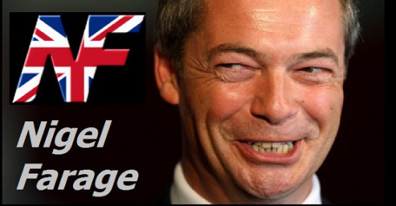Farage National front NF UKIP